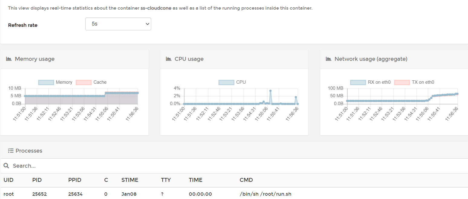 Docker + Brook + Portainer搭建一套自己的端口转发程序,带WEB管理